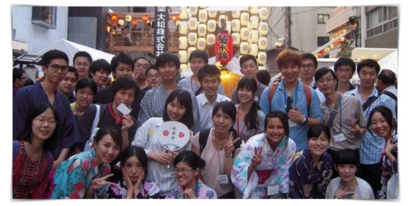 日本寒暑假遊學自由行